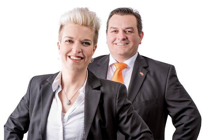 AsMoPLAST - Katharina und Simon Zügel