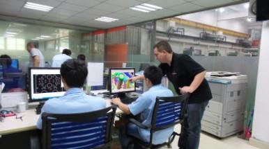 Fachbeitrag im Plastverarbeiter zu 17 Spritzgießwerkzeugen in China | Formenbau China