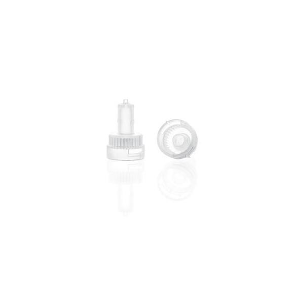 Showroom Spritzgussteile Dosierverschluss Caps and Closures